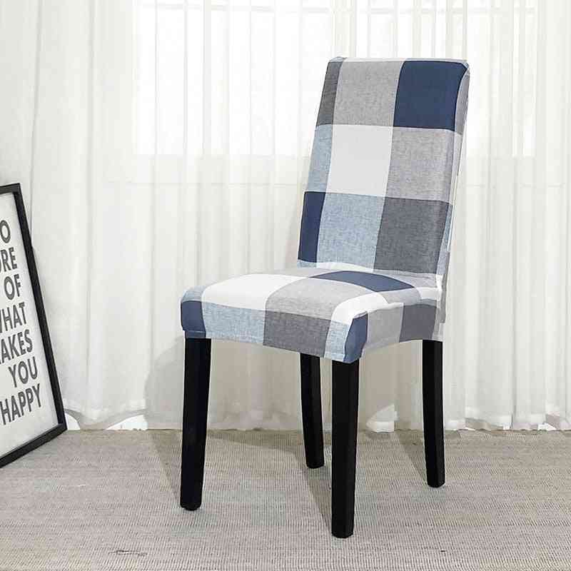 Spandex Chair Slipcover. Printed Stretch Elastic Chair Cover
