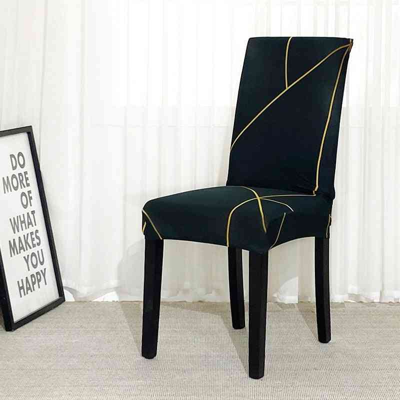 Elastic Chair Cover For Dining Room, Office