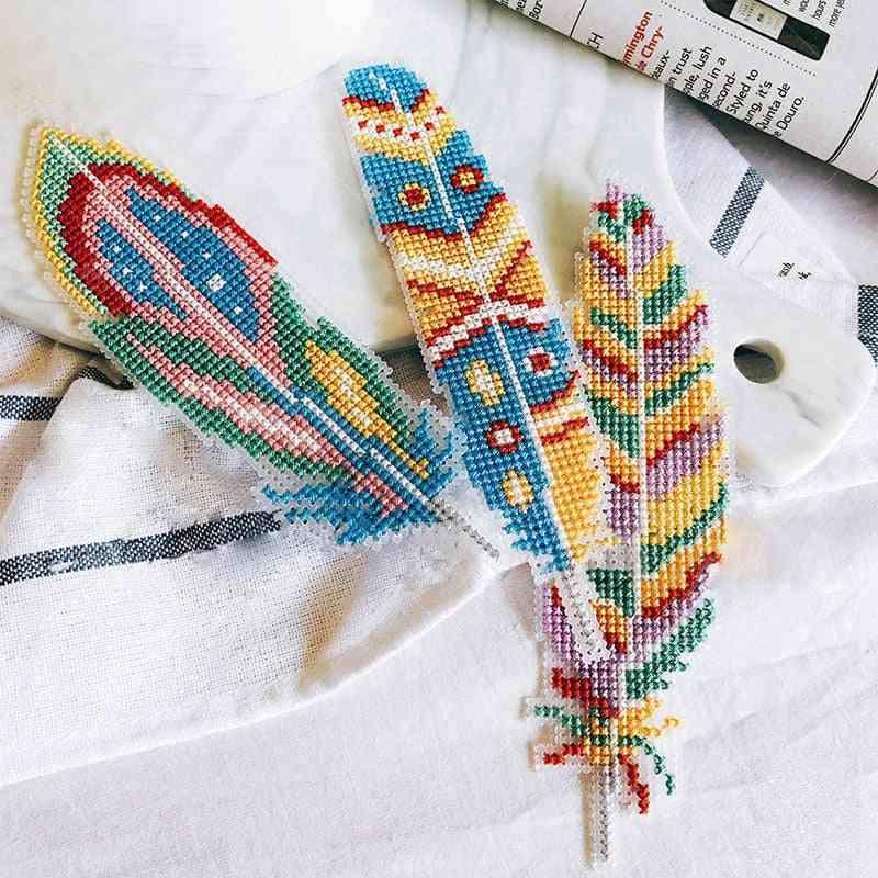 Bookmark Craft Stich Cross-stitching Kit