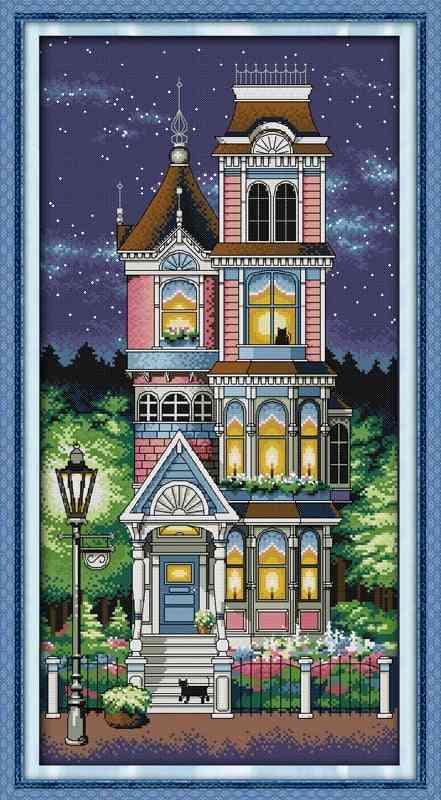 Night Scenic Painting Kit