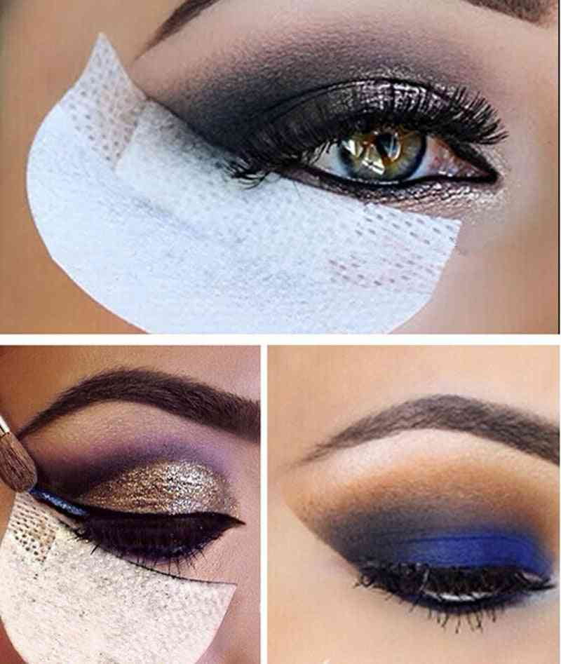 Eye Shadow Makeup Protector Stickers Pads