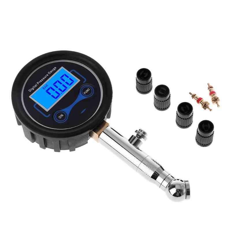 Lcd Digital Tire Pressure Gauge