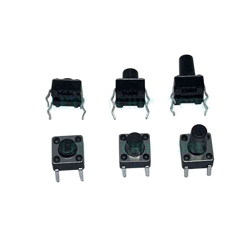 Panel Pcb Momentary Tactile Tact Mini Push Button Switch