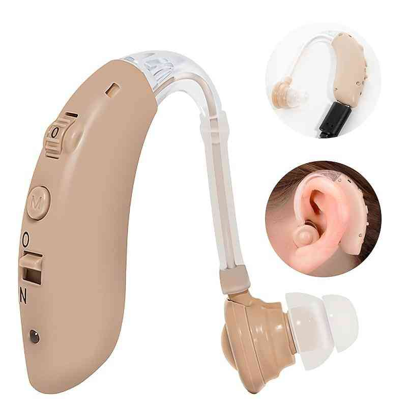 Rechargeable Hearing Device Digital Ear Aids Foundation