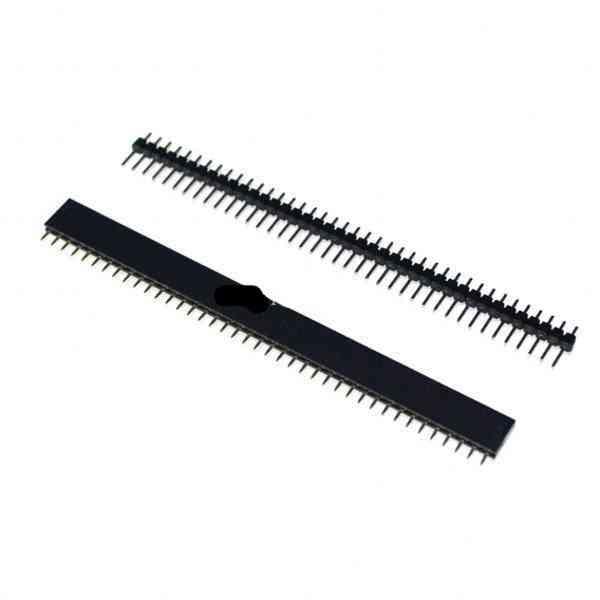 Single Row Female Male Pin Header Connector