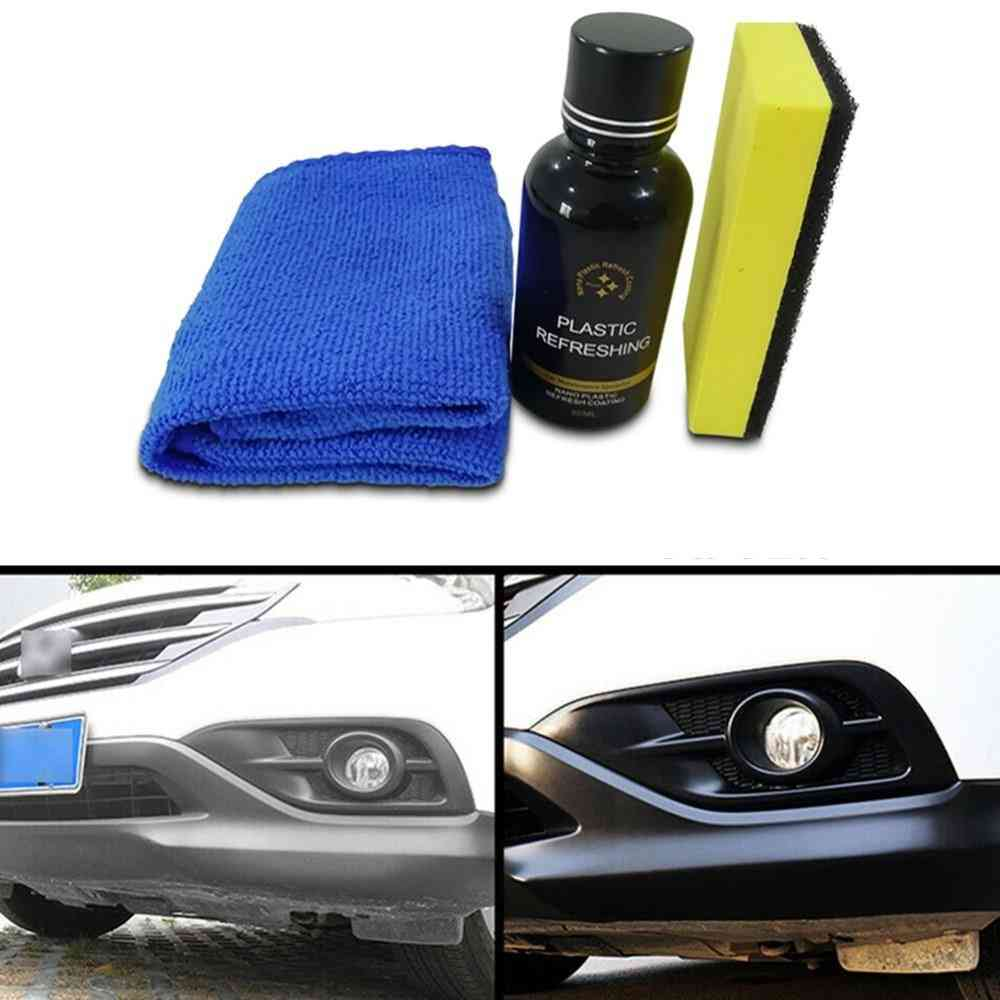 30ml Car Plastic Parts Retreading Cleaning Agent