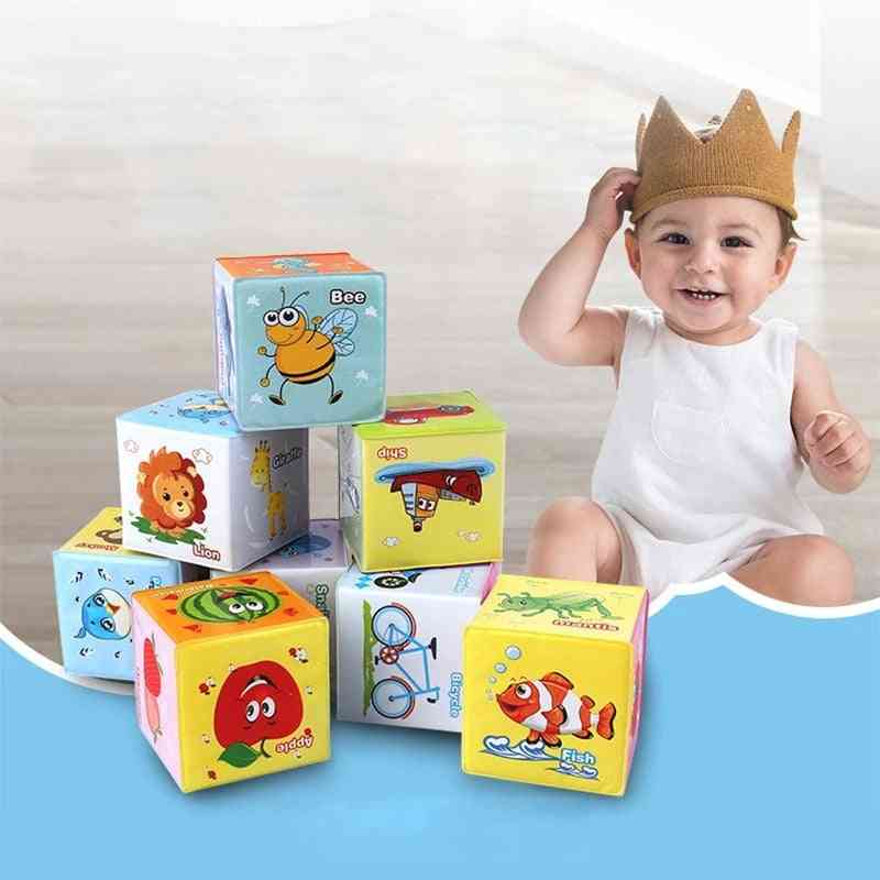 Baby Mobile Cube Puzzle Block