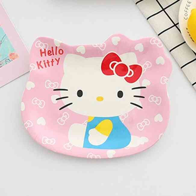 Fashion Cartoon Hello Kitty Cute Dip Small Dish