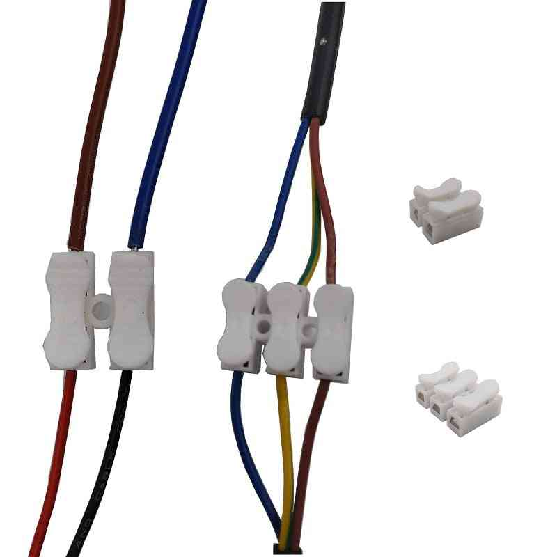 2 Pins 3pins Ch2 Ch3 Electrical Cable Connectors..