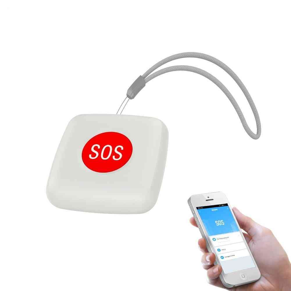Sos Button Sensor Alarm Elderly Alarm Emergency Help Switch