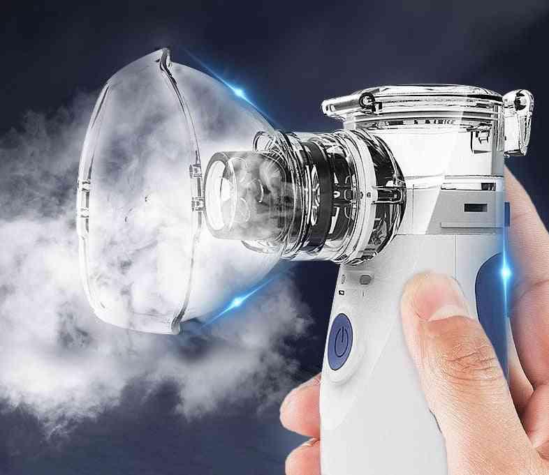 Portable Nebulizer Machine Medical Atomizer