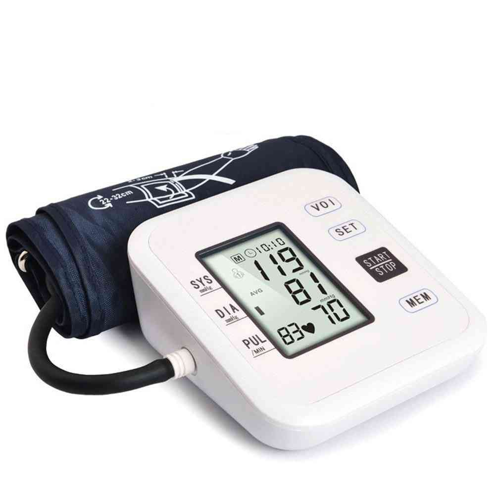 Upper Arm Style Automatic Electronic Blood Pressure Monitor