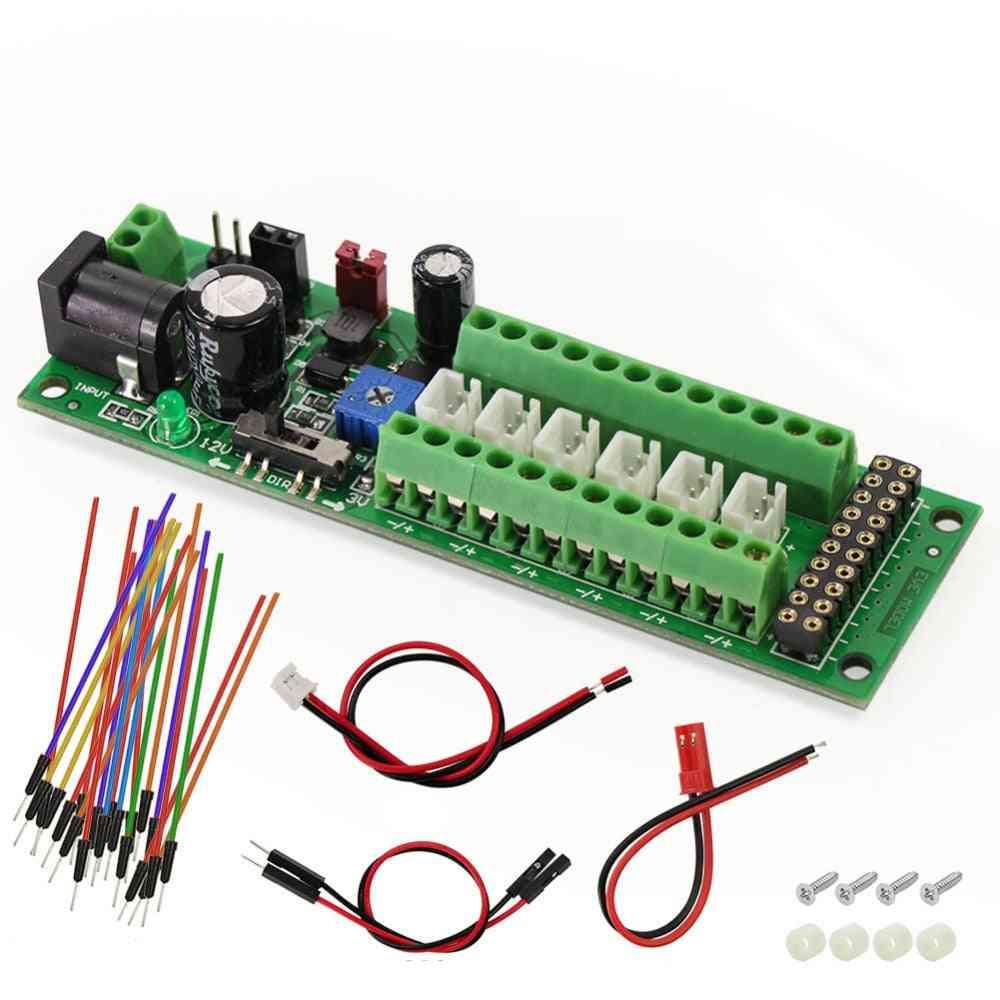 1x Power Distribution Board Self-adapt Distributor Ho N O Led Street Light Hub Dc Ac Voltage Pcb012 Train Power Control