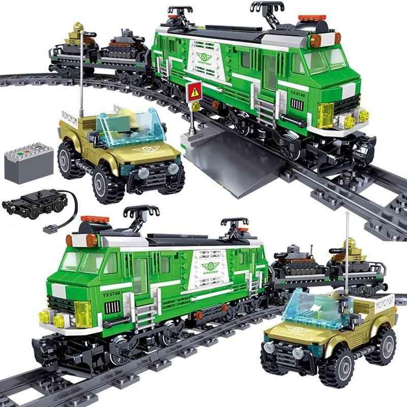 Equipment Train Building Block