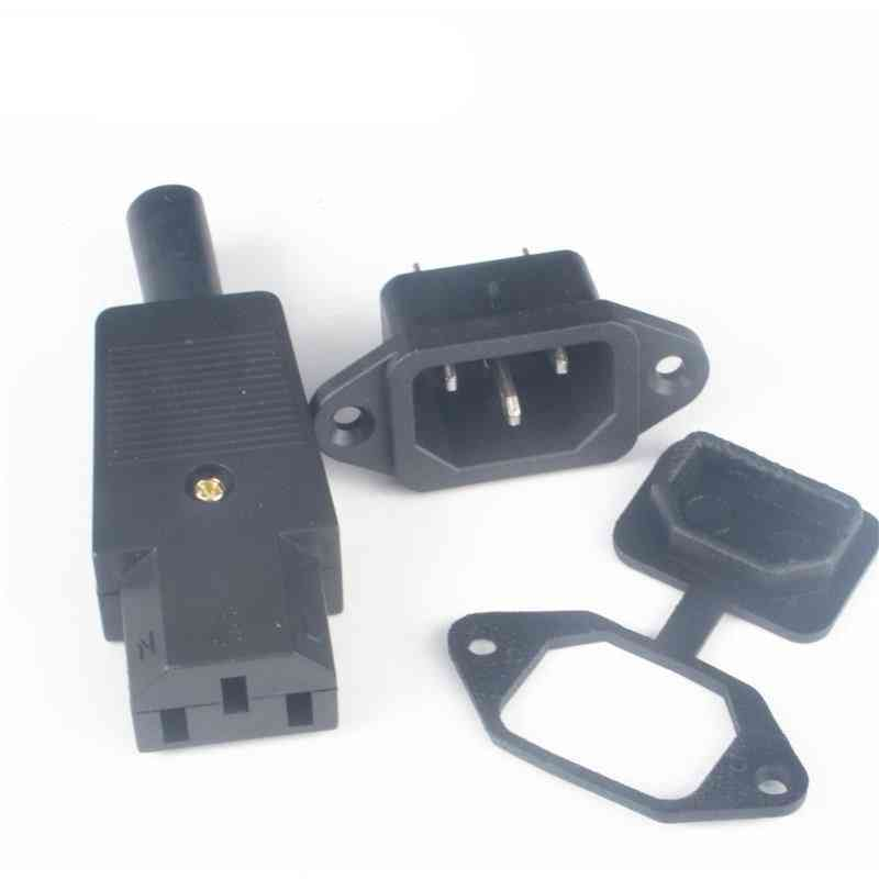 Power Plug  Cover Connector Electric Socket