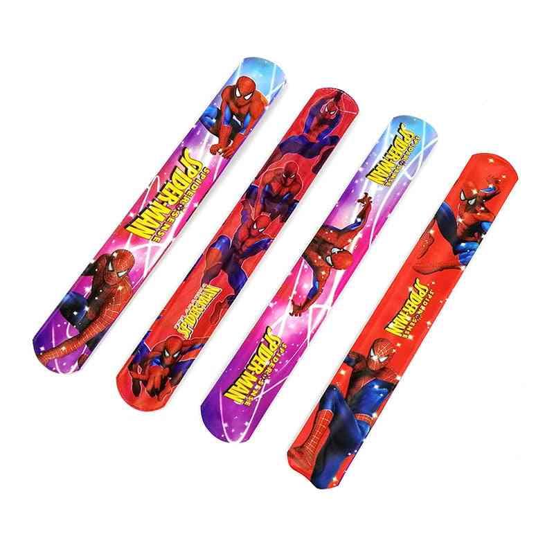 Spiderman Slap Bracelet Toy