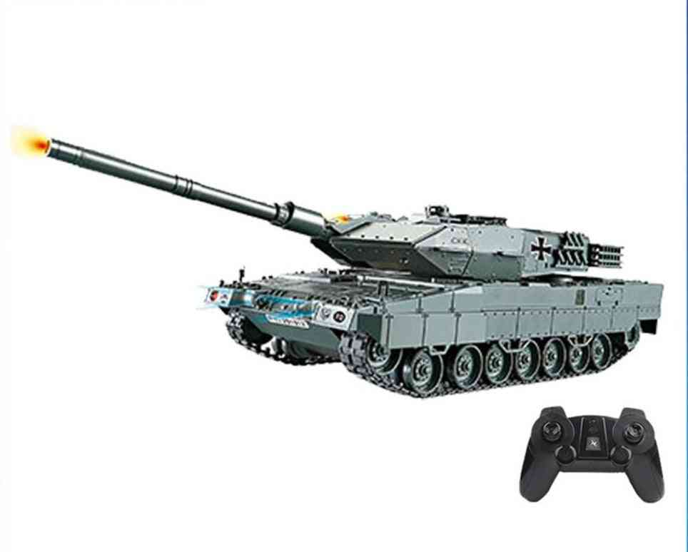 Tank Military War Heavy Remote Control Toy Car With Electronic Boy