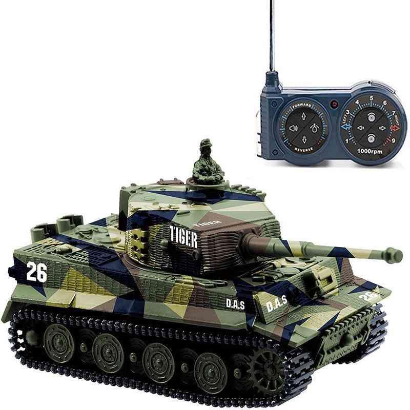Remote Control Tank Car Toy Panzer Tank Rc World Tanks Battle