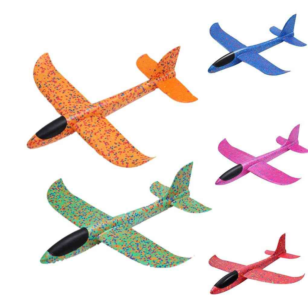 2021 Hand Throw Flying Glider Planes