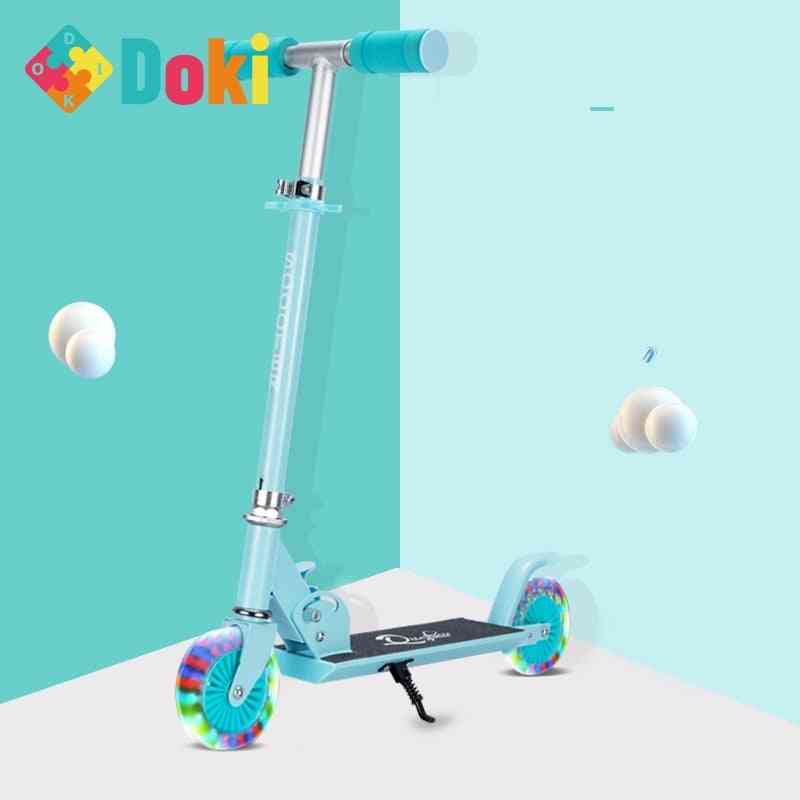 Kids Adjustable Scooter Exercise