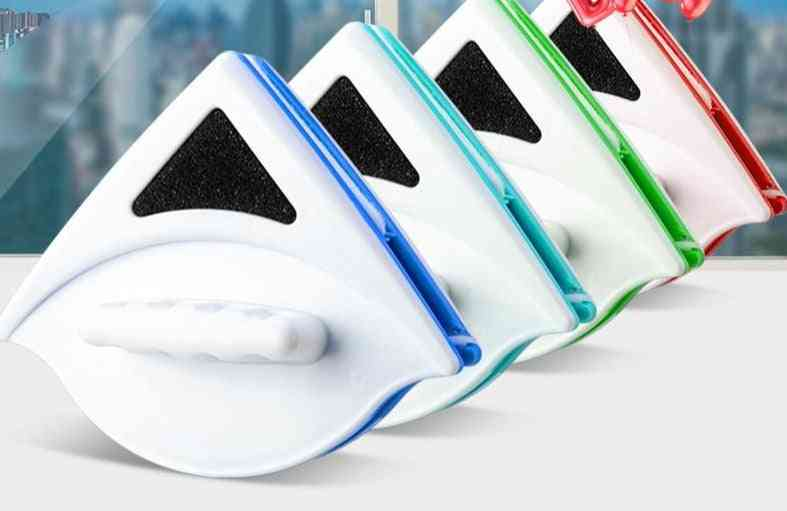 Magnetic Window Cleaning Brush Glass Window Wiper