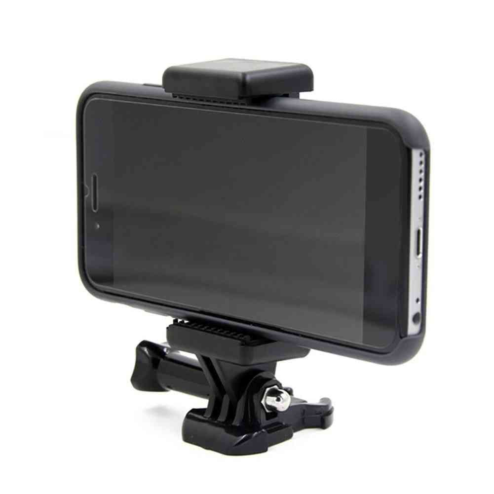 Camera Accessory, Adjustable Mount With Screw Holder