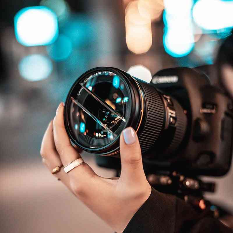 Diopter Filter For Camera Lens