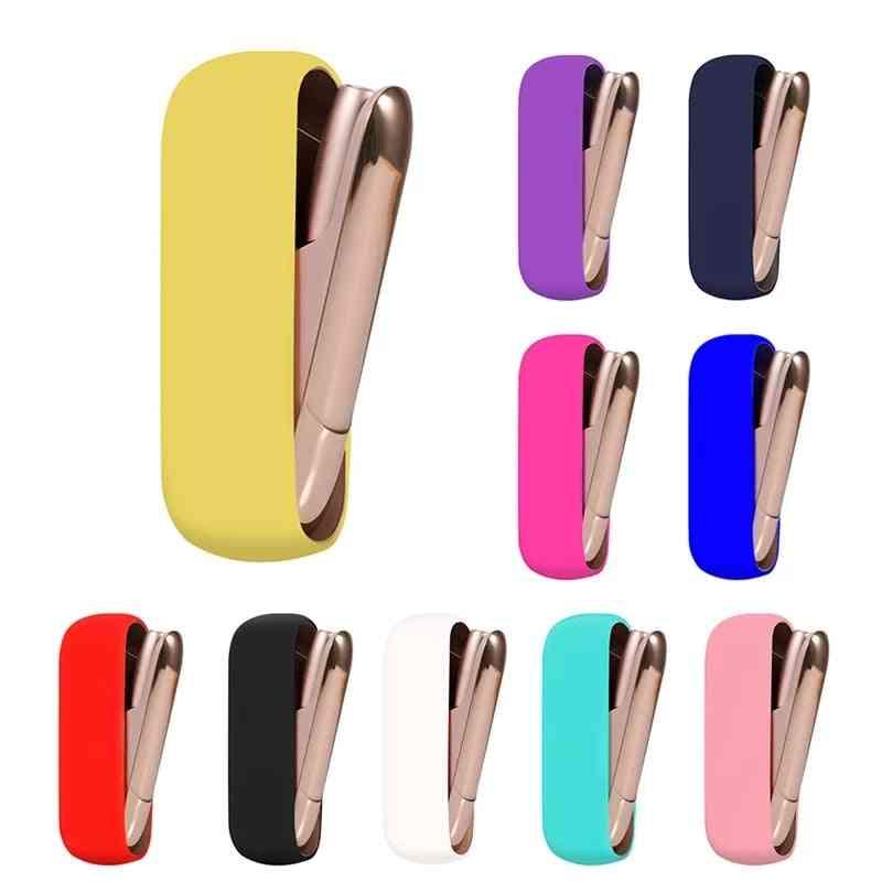 Multicolor Silicone Cover Case For Iqos 3 Duo Protective Case For Iqos 3.0 Cigarette Accessories