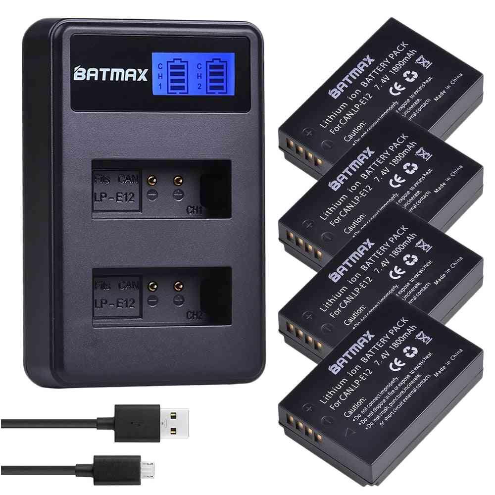 1800mah Li-ion Battery