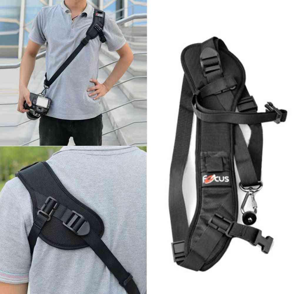 Quick Carry Speed Sling Soft Shoulder Sling Belt