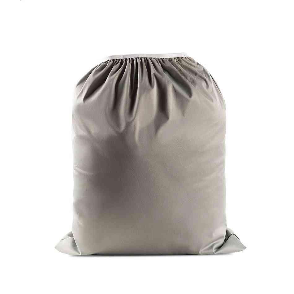 Elinfant 60*70cmlarge Hanging Wet/dry Pail Bag