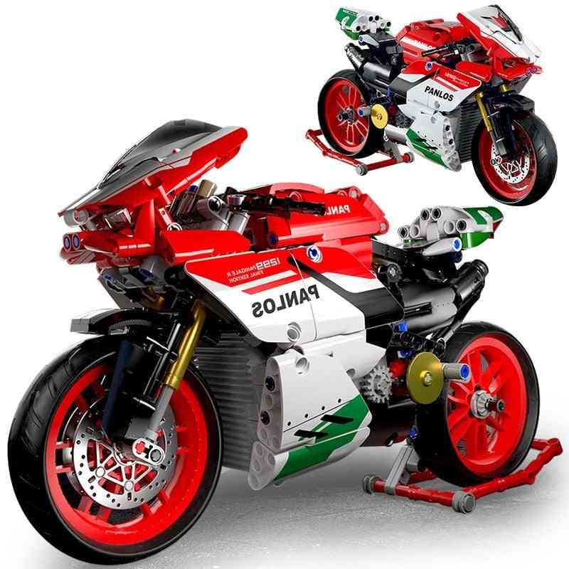 Technical Ideas Famous Motorcycle