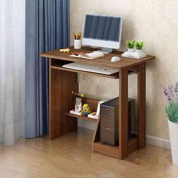 Wood Desktop Computer Desk