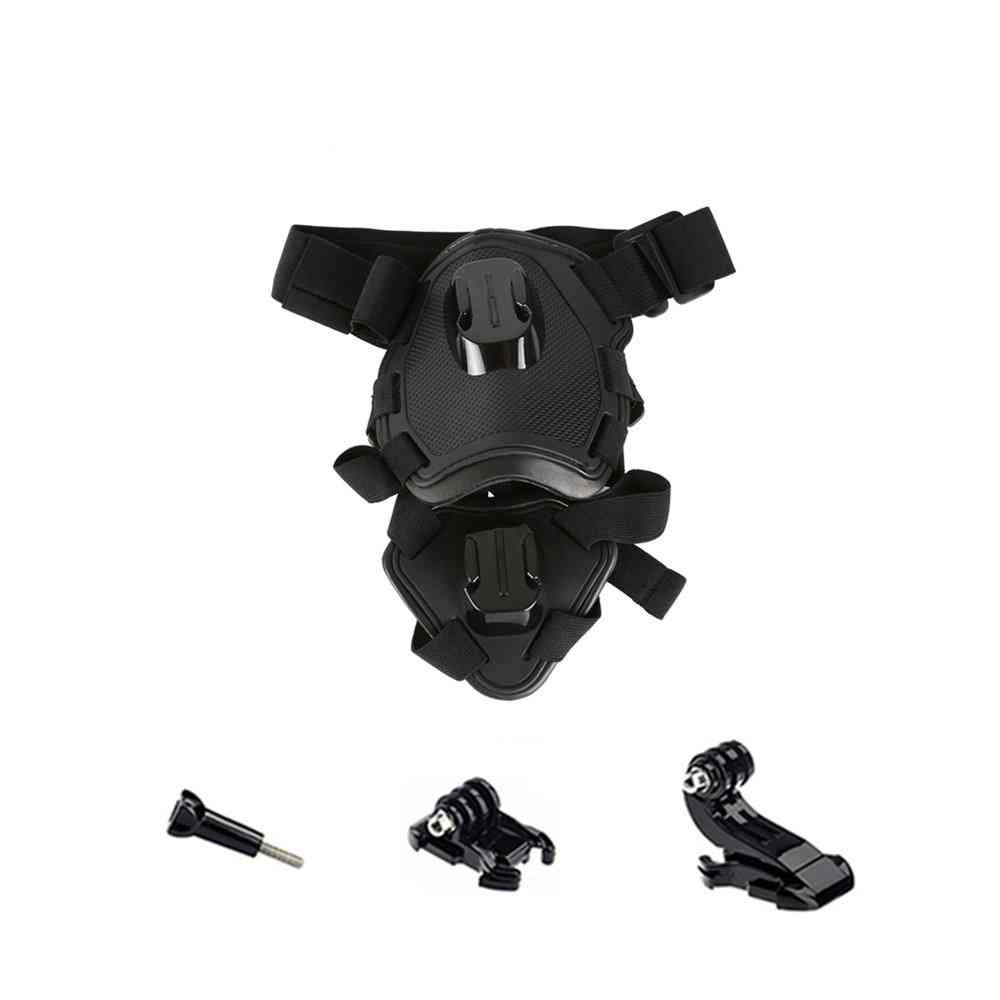 Fetch Dog Mount Harness Chest Strap Mount For Gopro Hero