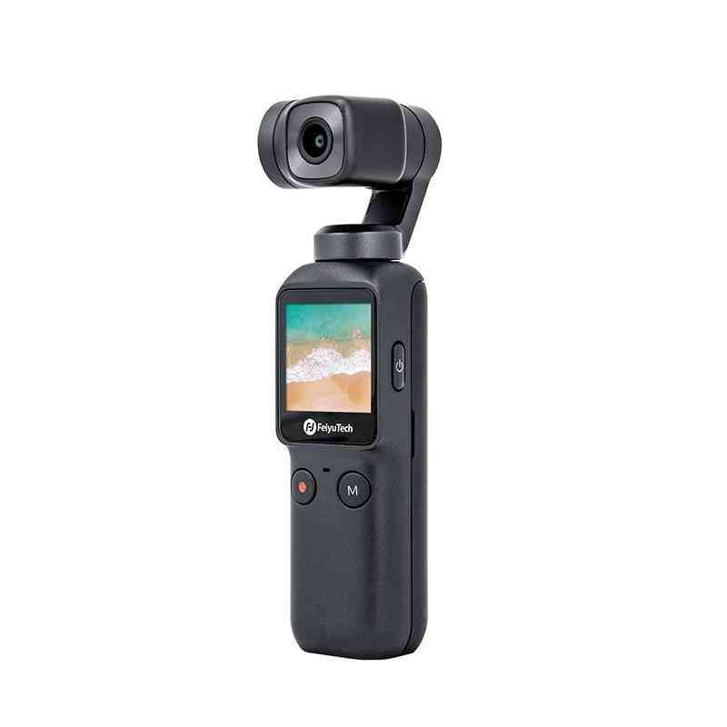 Pocket Action Camera 3-axis Stabilization