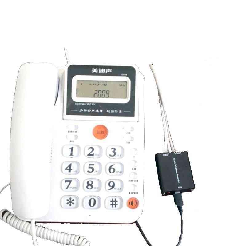 8gb Landline Telephone Monitor Telephone Recorder Landphone