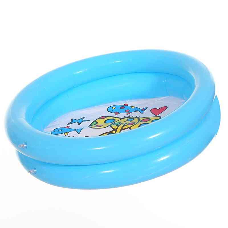 Summer Baby Inflatable Swimming Pool Kids Toy Paddling Play Round Basin Bathtub Portable Kids Outdoors Sport Play