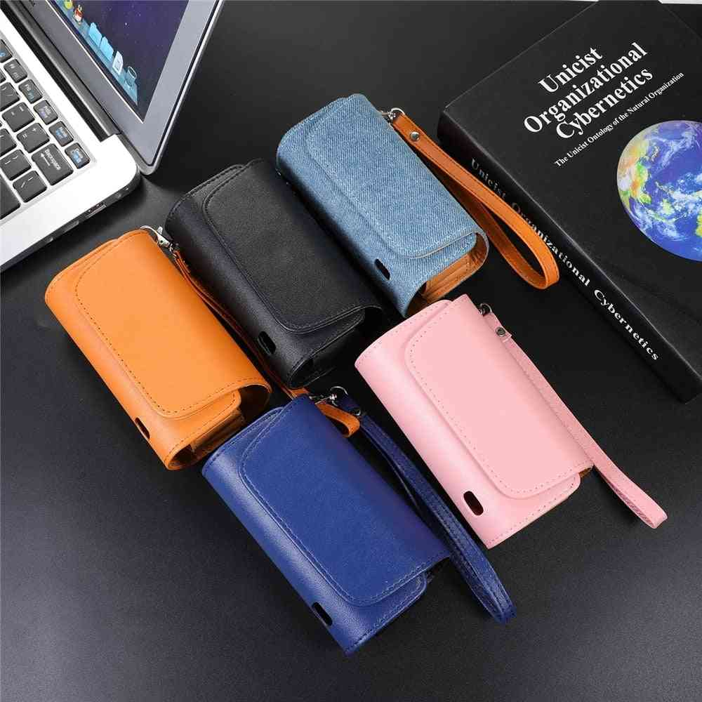 3.0 Duo Case Pouch Bag Wallet Leather Case