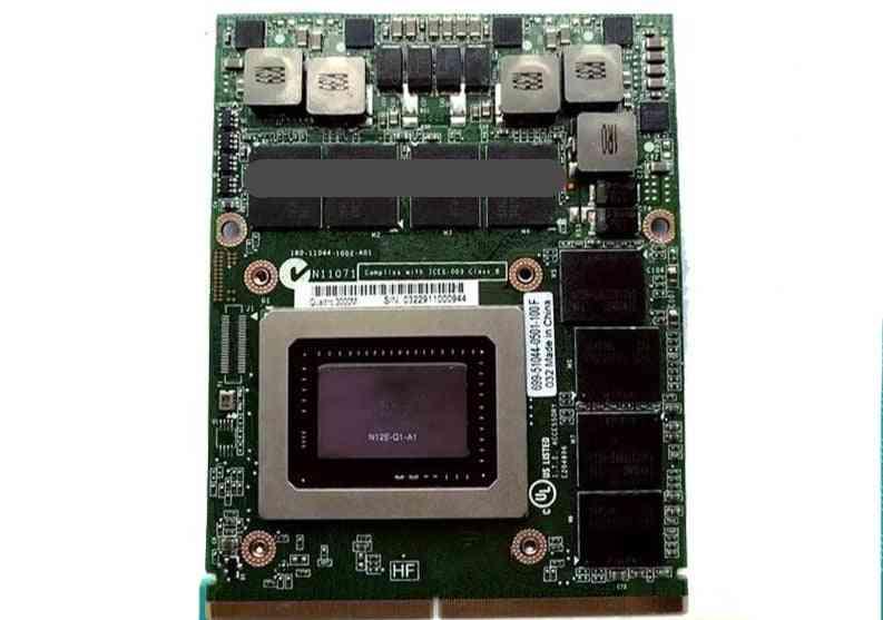 Original Quadro Gpu Graphics Video Card For Dell Precision.