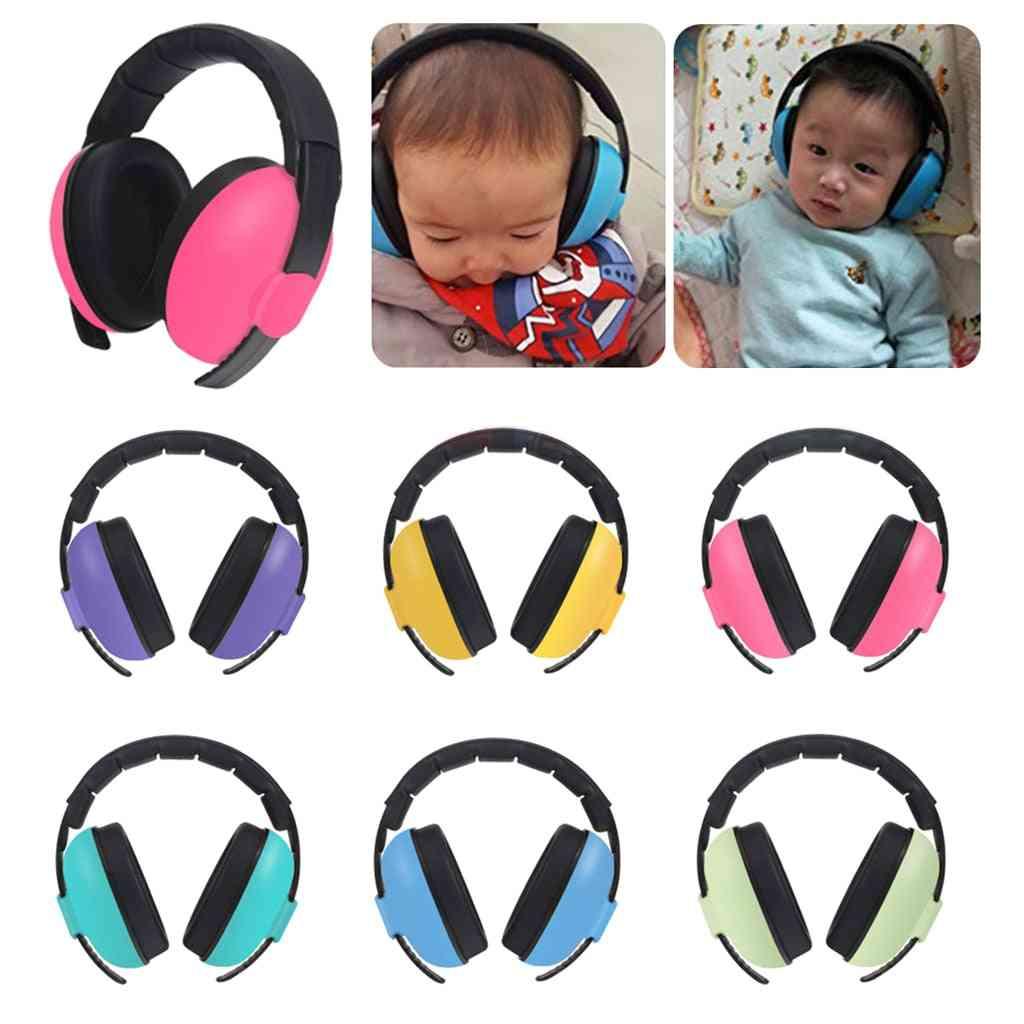 Baby Noise Reduction Headphones Kids Ear Muffs