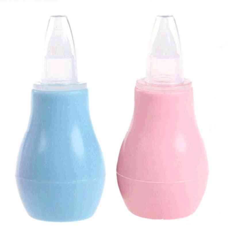 Baby Safely Childish Nose Clean Silicone Infant Nasal