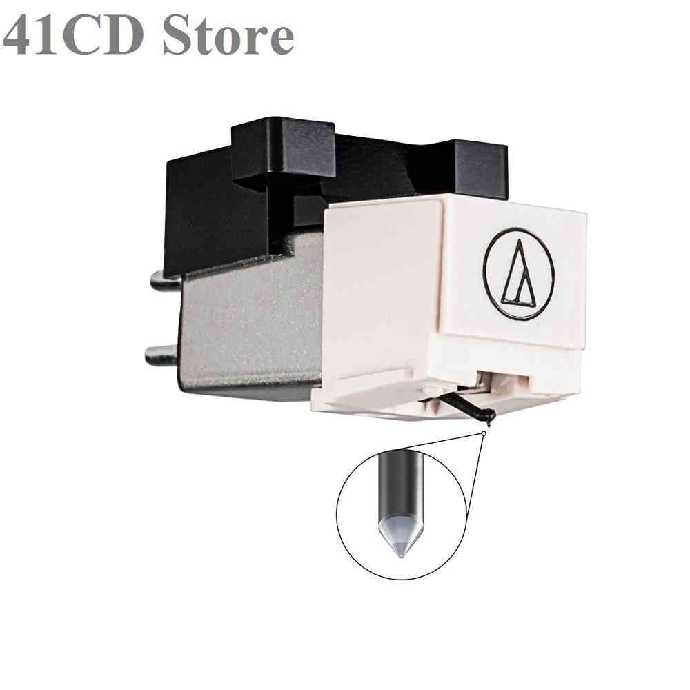 1pcs High Quality 3600l Magnetic Cartridge Stylus With Lp Vinyl Needle Accessories For Phonograph Gramophone Pickup