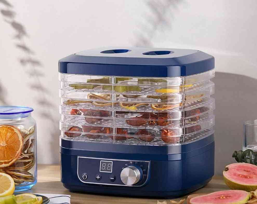 Dried Fruit Vegetables Herb Meat Machine Household.