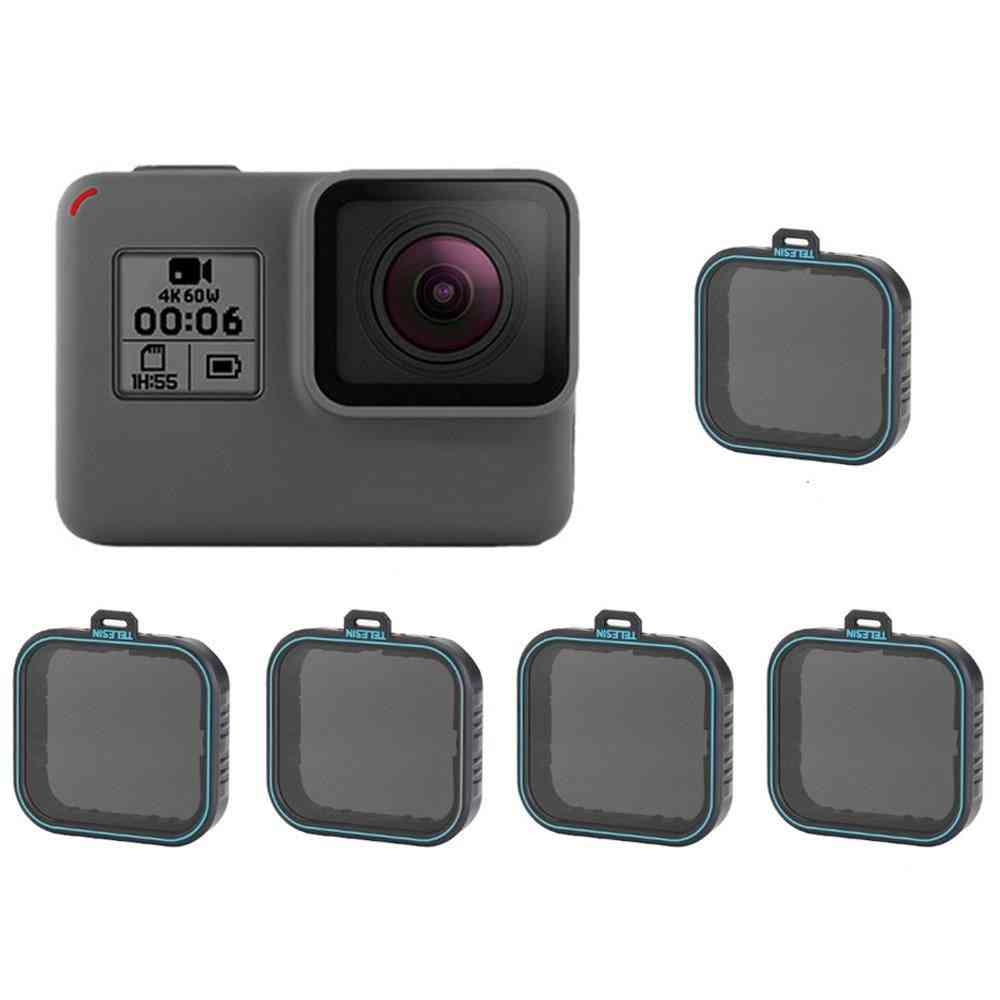 Polarizer Filters Action Camera Lens
