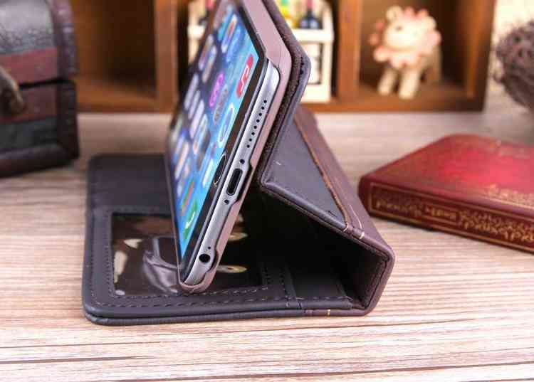 Elegantly Crafted Folding Holy Bible Book Wallet