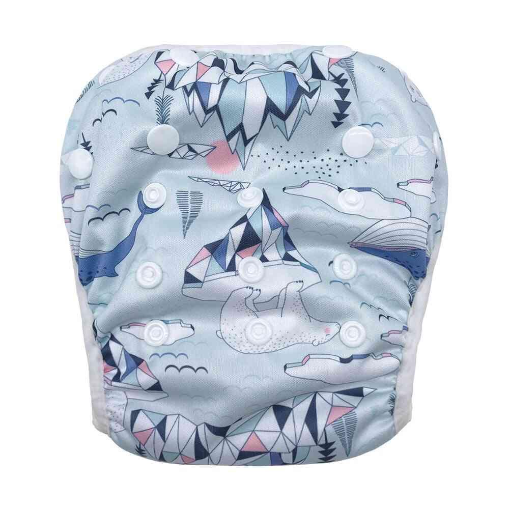 Cute Swimming Diaper