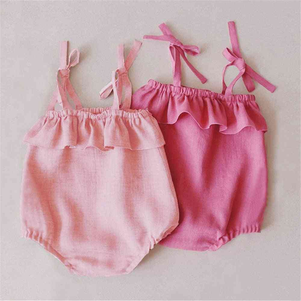 Newborn Baby Girl Romper Clothes