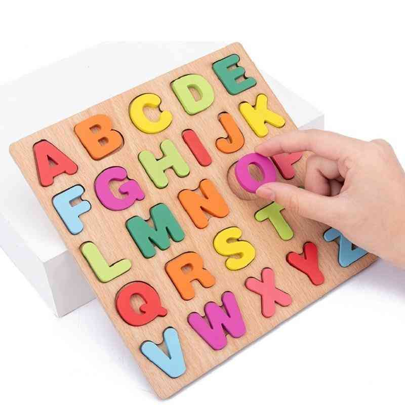 3d Puzzle Kids Early Educational Toy