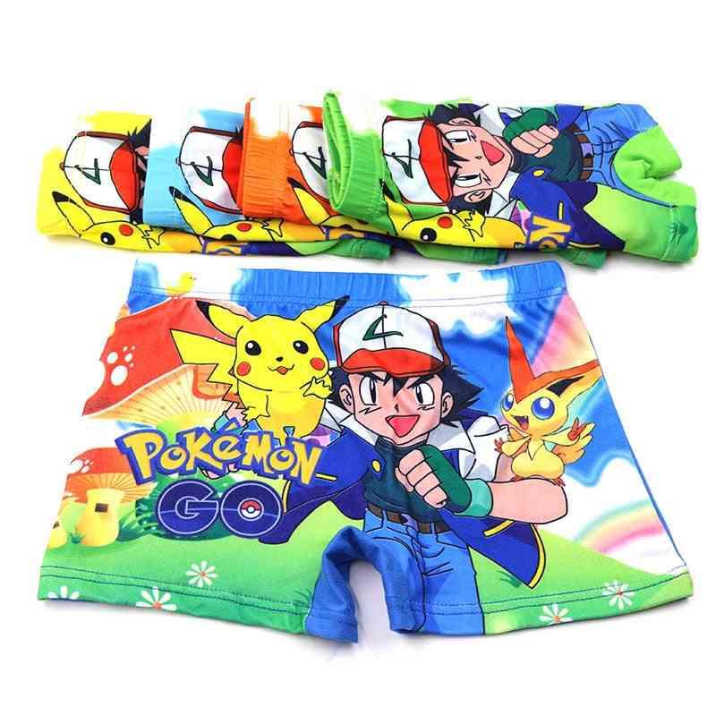 Cotton Cartoon 3d Underwear Panties For