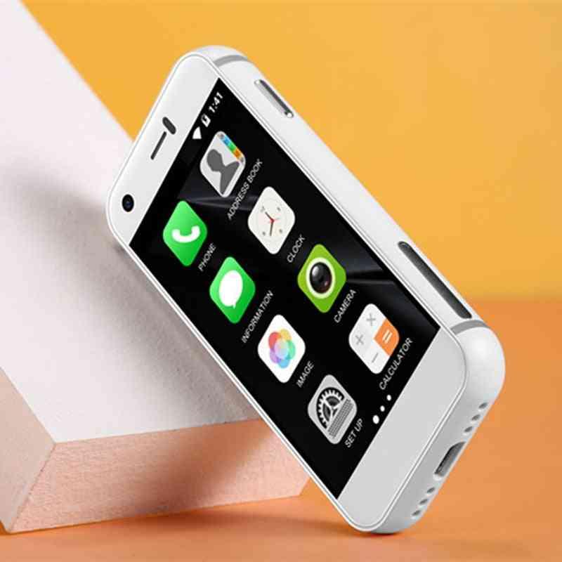 High Resolution Screen, Dual Sim 7s Mini Android Smart Phone